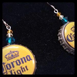 Corona Light Earrings